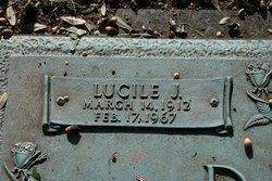 Lucile <i>J</i> Dixon