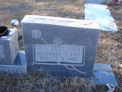 Ella Belle <i>Cone</i> Williams