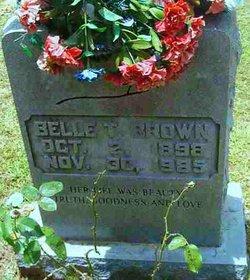 Amanda Belle <i>Thetford</i> Brown