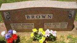 Vella Adell <i>Allen</i> Brown