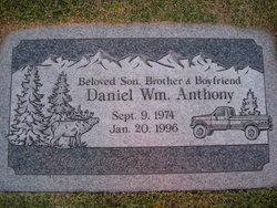 Daniel William Anthony