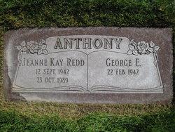 Jeanne Kay <i>Redd</i> Anthony