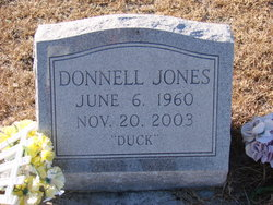 Donnell Duck Jones