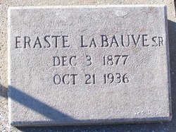 Eraste LaBauve, Sr