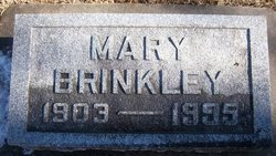 Mary Brinkley