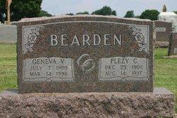 Geneva V. <i>Sanson</i> Bearden