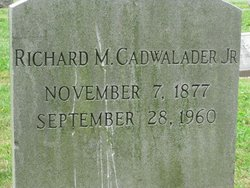 Richard McCall Cadwalader, Jr