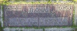 Ruth S <i>McFall</i> Thomas