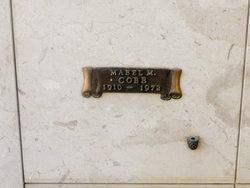 Mabel Mae <i>Hall</i> Cobb