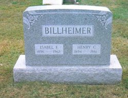 Isabel F. <i>Barney</i> Bilheimer