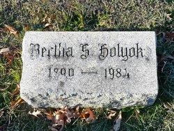 Bertha Marian <i>Stratton</i> Holyoke