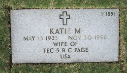 Katie M Page