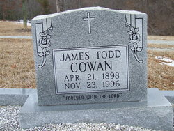 James Todd Cowan