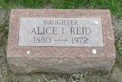 Alice Isabella Reid