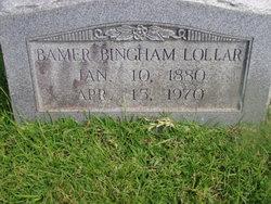 Alabama Lou Bamer <i>Fields</i> Bingham Lollar