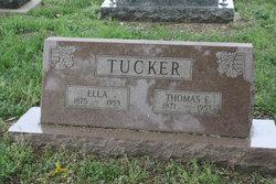 Ella <i>Brooks</i> Tucker