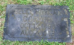 Anna Belle <i>Morgan</i> Corwin