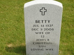 Betty Christian