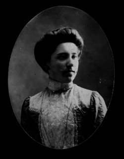 Minnie Edith <i>Johnson</i> Warner