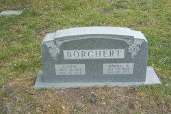 Martha <i>Braune</i> Borchert