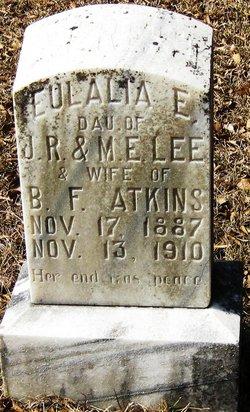 Eulalia E <i>Lee</i> Adkins