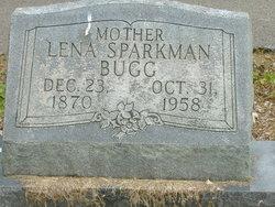 Lena <i>Sparkman</i> Bugg