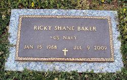 Rev Ricky Shane Rick Baker