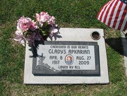 Gladys <i>Nahigian</i> Apkarian