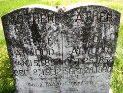 Mary Elizabeth <i>Renfrow</i> Atwood