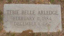 Tebie Belle <i>Fulcher</i> Arledge