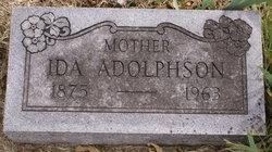Ida <i>Hokanson</i> Adolphson
