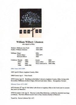 William Riley Lahmon, Jr