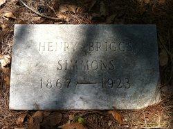 Henry Briggs Simmons