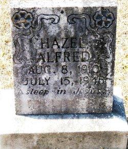 Hazel Alerene <i>Ham</i> Alfred