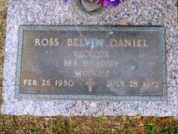 Ross Belvin Daniel