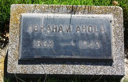 Abraham Ahola