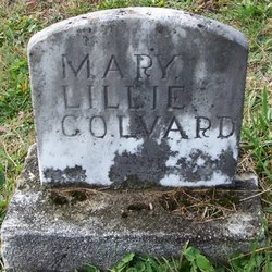Mary Lillian Lillie <i>Killian</i> Colvard