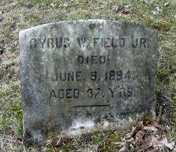 Cyrus William Will Field