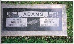 Willis Gustav Adams