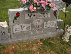 Fred J Walker