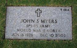 John Skinner Myers, Sr