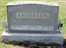Curvin Woodrow Anderson