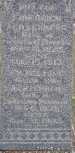 Friedrich Achterberg