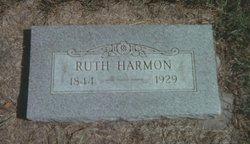 Ruth <i>Eveland</i> Harmon