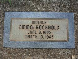 Emma <i>Wilkerson</i> Rockhold