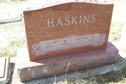 Henry W Haskins