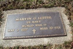 Marvin Gale Lester