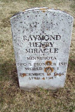 Raymond Henry Miracle