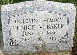 Eunice Vivery <i>Scott</i> Baker