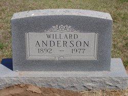 Willard Anderson